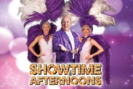 VIVA Blackpool - Viva Showtime Afternoon including a 2 Courses Carvery - Save 0%