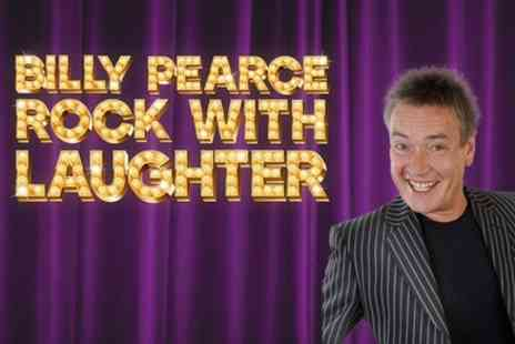 VIVA Blackpool - Billy Pearce, Rock With Laughter - Save 0%