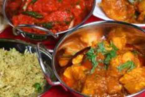 Southern Spice - Indian meal for two with wine from the la carte menu - Save 68%