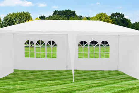 Home Season - 3m x 6m Garden Gazebo - Save 60%