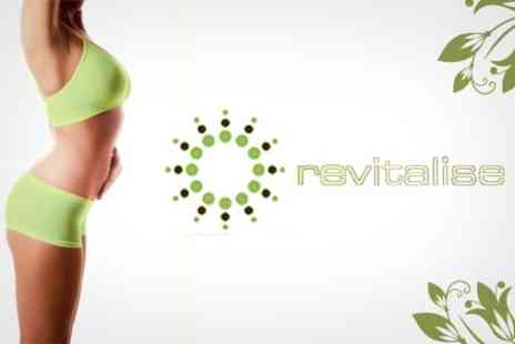 Revitalise - Three Sessions of Laser Lipo - Save 78%
