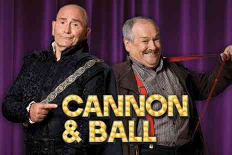 Viva Blackpool - Cannon And Ball featuring Leye D Johns and the Viva Cast - Save 0%