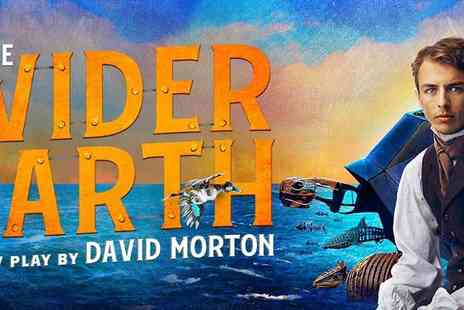 Encore Tickets - The Wider Earth, Unmissable, Award winning Theatre - Save 62%