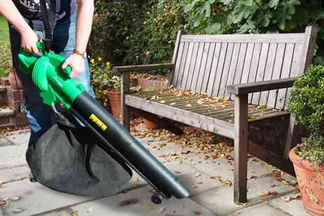 Groundlevel - 6 in 1 Garden Leaf Blower - Save 50%
