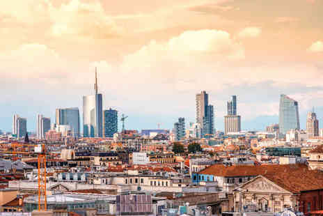 Bargain Late Holidays - From £99pp (from Bargain Late Holidays) for a two-night Milan stay with breakfast and return flights, or from £139pp for three nights - save up to 24% - Save 24%