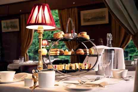 The Baby Grand - Afternoon tea for two people with a glass of Prosecco each - Save 60%