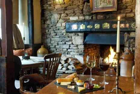 The Old House at Home - 2 course meal for Two - Save 49%