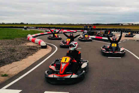 Raceway Kart Centre - Go karting experience for one - Save 56%