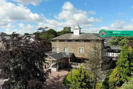 Last Drop Village Hotel & Spa - Overnight stay for two people with breakfast and a glass of Prosecco each,or include two course dining or include spa treatments - Save 30%