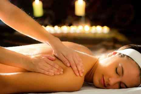 Lena Brook Holistic Therapies - 30 or 60 Minute Aromatherapy Face Massage - Save 40%
