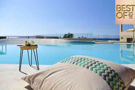 Domes Noruz Chania - Five Star Best of 2018 Adults Only Stay with Private Pool or Jacuzzi - Save 42%