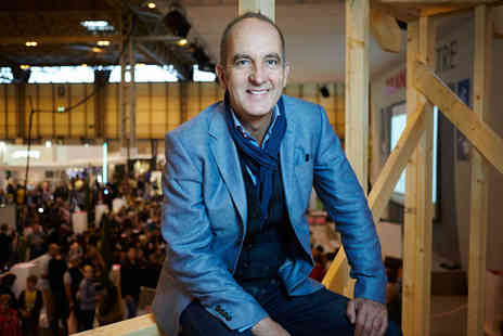 Media 10 - Two weekday ticket to the Grand Designs Live show - Save 42%