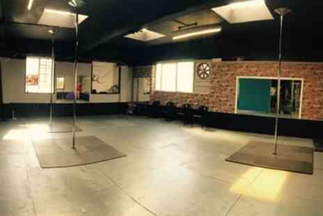 Chrome Pole Studio - Three Pole Dance Classes for Beginners - Save 15%