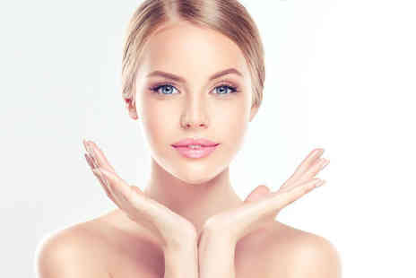 Matrix Clinicals - Eight point 2ml or 4ml dermal filler facelift - Save 29%