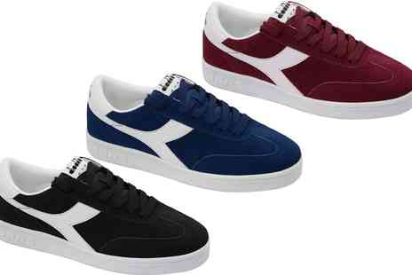 Groupon Goods Global GmbH - Diadora Unisex Tennis Style Shoes - Save 56%