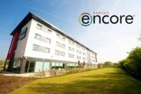 Ramada Encore - One Night Stay For Two With Dinner Voucher and Breakfast - Save 60%