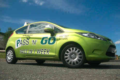 Pass N Go Driving School - 30 minute young driver taster lesson or One hour young driver lesson with Pass N Go Driving School - Save 46%