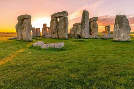 ATN Cars - Central London to Southampton Cruise Port Via Stonehenge - Save 0%