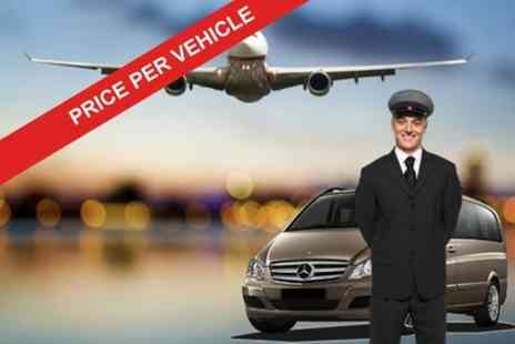 MyTransfers - London Luton Airport Departure Transfer - Save 0%
