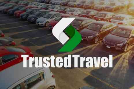 Trusted Travel - Up to 40% Off Airport Parking - Save 0%