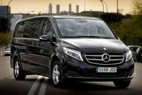 Europe Shuttle - Departure Private Transfer Edinburgh City to Glasgow GLA Airport by Luxury Van - Save 0%