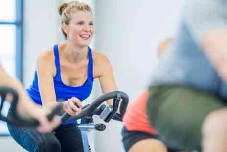 Energie Fitness - Seven Sessions of Spinning or HIIT - Save 72%