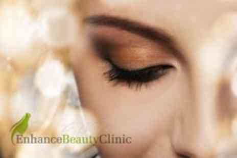 Enhance Beauty Clinic - Eye Makeover: HD Brows, Lash Enhancement and Tint, Plus Make-Up for £25 at Enhance Beauty Clinic (61% Off) - Save 61%