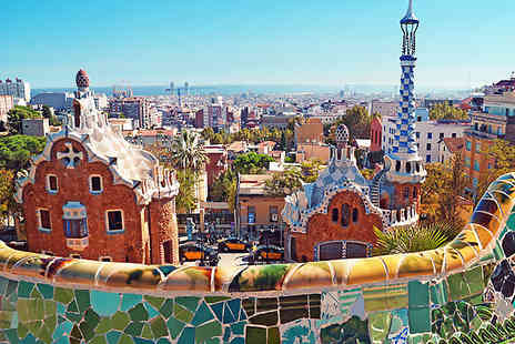 Worldwide Tours and Travel - 2 To 3 Nights Hotel Stay With Flights And FC Barcelona Stadium Tour - Save 0%