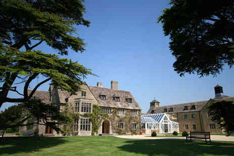 Stanton House Hotel - Overnight Cotswold stay with breakfast, sushi, sake and 1pm late check out - Save 0%
