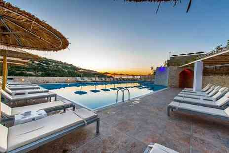 Crystal Travel - Four nights Stay all inclusive Crete holiday with return flights - Save 29%