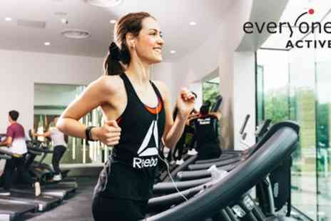 Everyone Active - Five Day Gym and Swim Passes - Save 93%