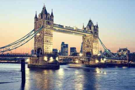 Mo Jammy - River Thames London Cruise and Full International Buffet - Save 0%