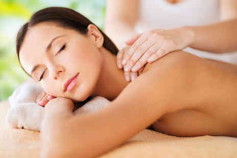 Balm - One hour full body massage - Save 65%