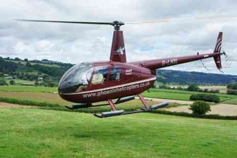 Phoenix Helicopter Academy - Robinson R44 Trial Lesson - Save 0%