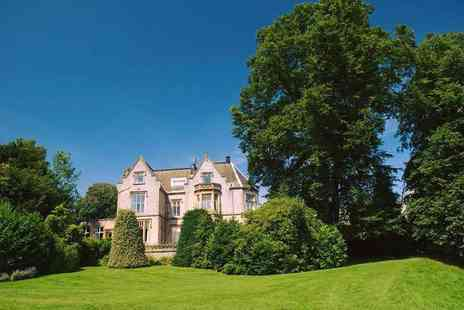 Kenwood Hall Hotel - Spa day for two people with a 25 minute treatment each, leisure access and afternoon tea - Save 33%