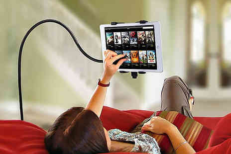 Buy Something - 360 rotation lazy bed tablet mount - Save 73%