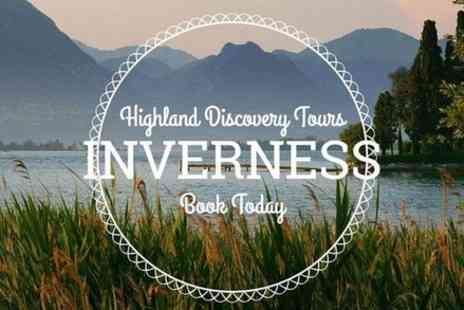 Highland Discovery Tours - Invergordon port Lochness tour - Save 0%