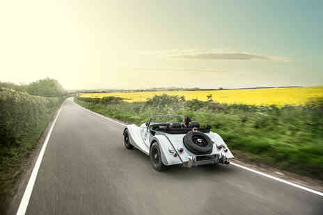 Virgin Experience Days - Extended Morgan Driving Experience - Save 0%