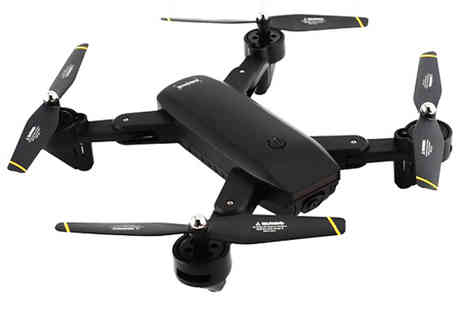 HXT Goods - SG700 Rc Quadcopter Drone With Optional Camera - Save 87%
