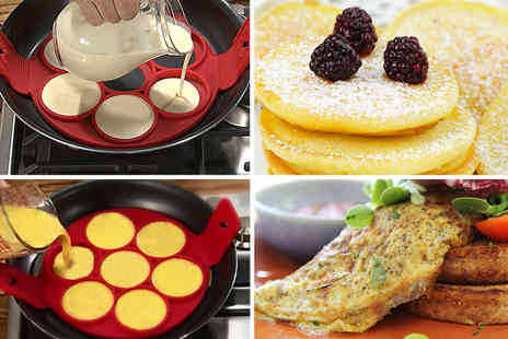 Paperdollz - Twp in One easy pancake And egg maker - Save 80%