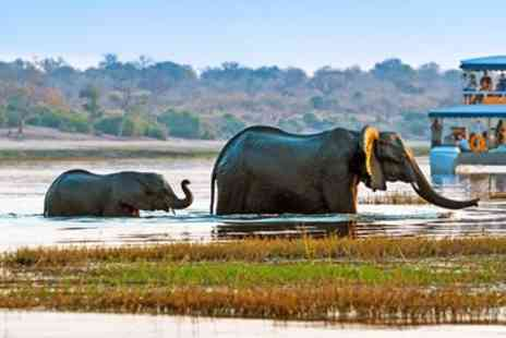 Freedom Africa - 20 nights Southern African tour inc cruise and safaris - Save 0%