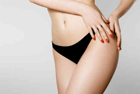 Divine Hair & Beauty Salon - Underarm and bikini line wax - Save 55%
