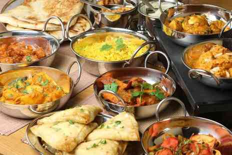 Mister Singhs - Seven course Indian tasting menu for two people - Save 60%
