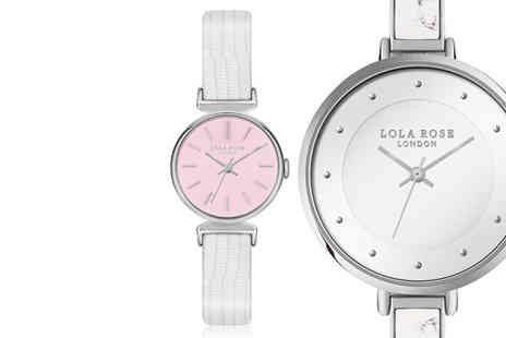 Brand Arena - Lola Rose watch choose from 13 designs - Save 79%