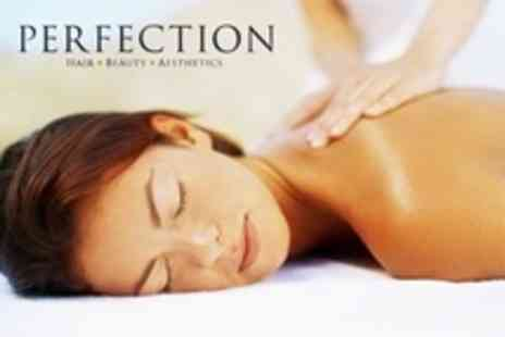 Perfection Beauty - Choice of Two Beauty or Relaxation Treatments - Save 69%