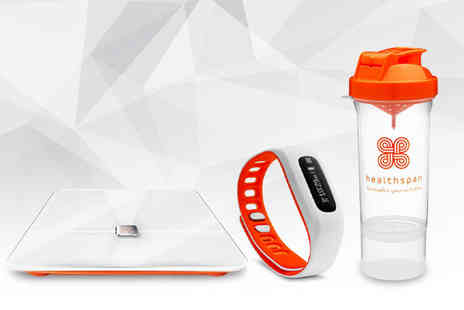Brand Arena - Healthspan NutriCoach activity tracker and wireless scales - Save 77%