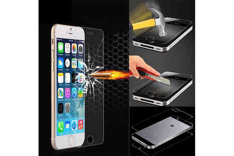 Paperdollz - iPhone 6 or 6S tempered glass screen protector - Save 80%