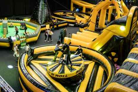 Wacky World - One child or adults only ticket to Wacky World on 26 January To 22 February - Save 31%