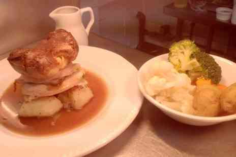 Bank House Hotel - Sunday Roast Dinner with All You Can Eat Vegetables for Two or Four - Save 37%