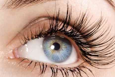 Amandas Hair and Beauty - Set of Classic Eyelash Extensions - Save 46%